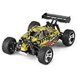 WL Toys High Speed RC Truck 1:18 Scale Off-Road 2.4GHz 4WD Remote Control