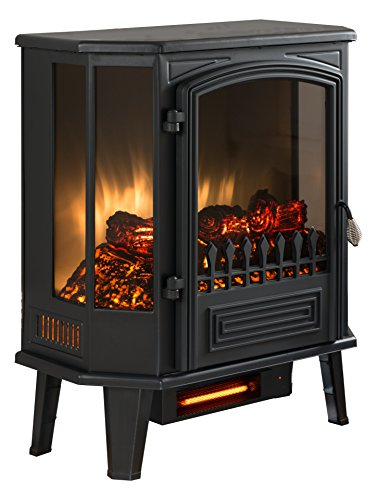 infrared wood stove heater - 3