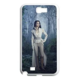 Once Upon A Time SANDY5010390 Phone Back Case Customized Art Print Design Hard Shell Protection Samsung Galaxy Note 2 N7100