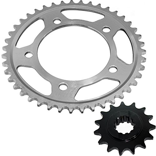 Honda Cbr600f3 Rear Sprocket - Front & Rear Sprockets Kit Fits HONDA CBR600F3 CBR-600F3 CBR600 F3 1997 1998