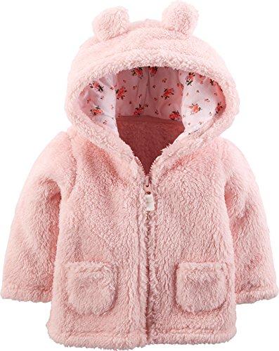 Carters Unisex Hooded Sherpa Jacket