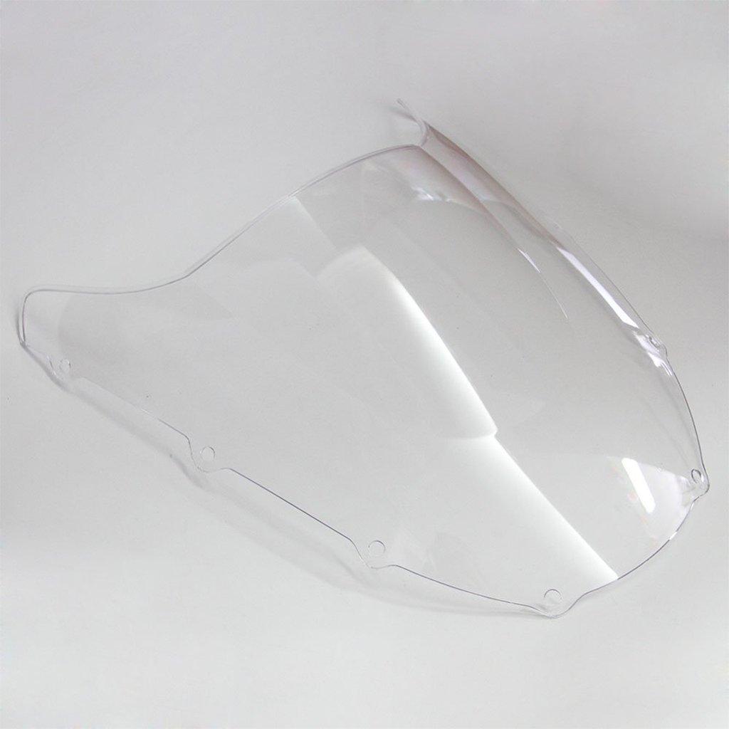 Windshield WindScreen Double Bubble For Kawasaki ZX9R 1998-1999 Iridium