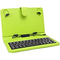 Digital2 Tablet Keyboard for 7 and 8 Inch Tablets Micro USB Case & Keyboard - ACK700A-GN