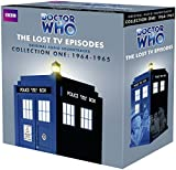 img - for Doctor Who Collection One: The Lost TV Episodes (1964-1965) book / textbook / text book
