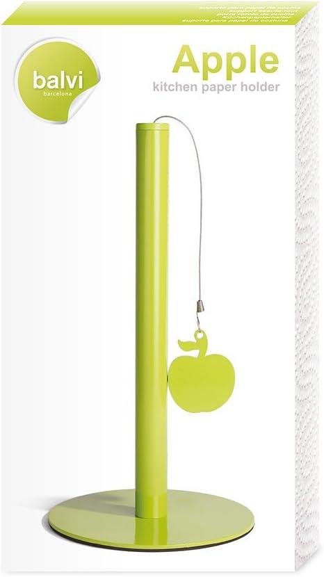 Balvi/-/Apple/Porta/Rotolo/da/Cucina./Supporta/Anche/i/Rotoli/Jumbo.
