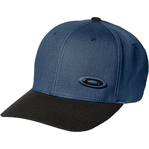 Oakley Men's Ellipse Cap, Dark Blue, One Size