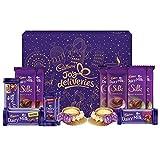 Cadbury Assorted Chocolates Diwali Gift Pack, 1.12kg with Tea Light Inside