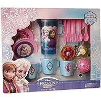 Disney Juego de Té Frozen con Repostería
