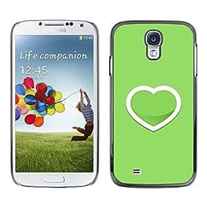 MOBMART Carcasa Funda Case Cover Armor Shell PARA Samsung Galaxy S4 - Lemon Colored Love