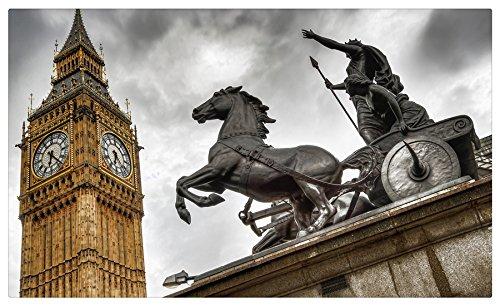 london-chariot-travel-sites-postcard-post-card