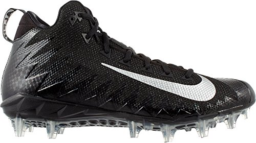 white Nike Cleats Us Men's Pro Black Menace Mid Alpha Football xqxpzYZw