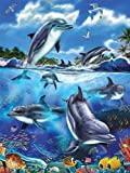 Ravensburger Dolphin Family - 100 Piece Puzzle