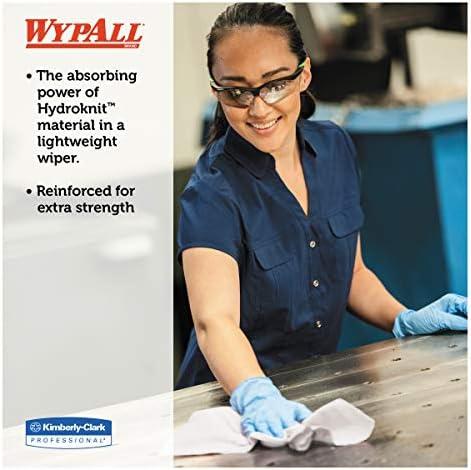 Wypall 34790CT X60 Cloths POPUP Box White 9 18 x 16 78 126 per Box