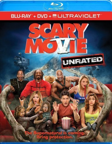 Amazon Com Scary Movie 5 Unrated Blu Ray Dvd Ultraviolet By Weinstein Company By Malcolm D Lee Movies Tv