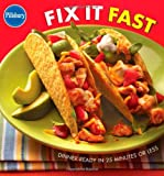 Pillsbury Fix It Fast, Pillsbury Company Staff, 0764588141
