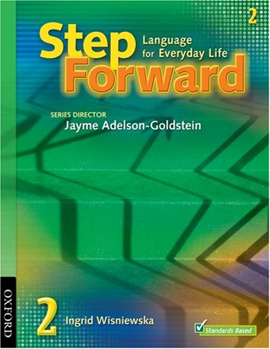 Step Forward 2: Language for Everyday Life Student Book