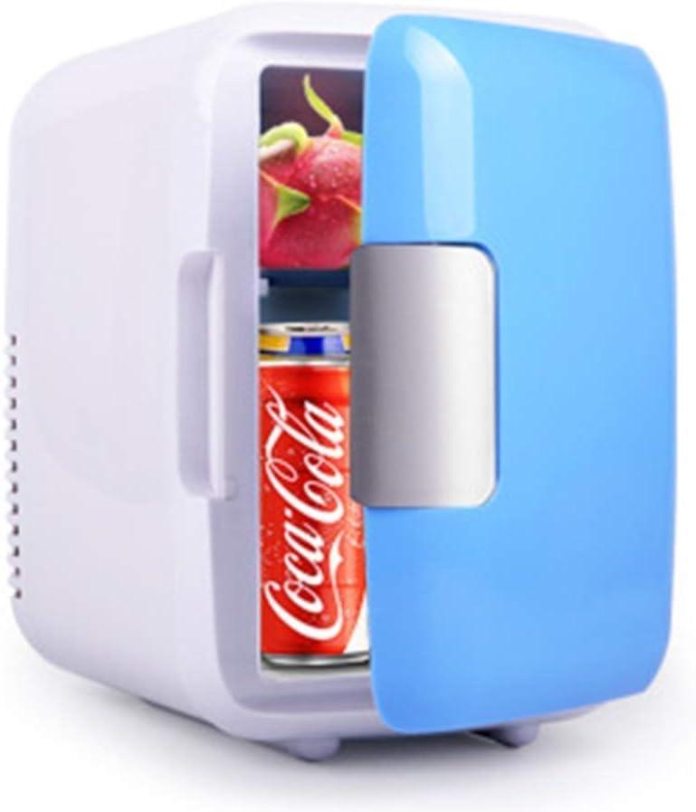SLKXN 8L mini refrigerador con compartimento congelador ...