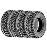 Terache STRYKER AT All Trail ATV UTV Tires 28x9-14 28x9x14 8 Ply (Complete Set of 4, Front & Rear)
