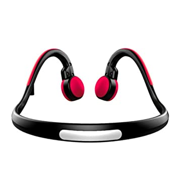 Z&YQ Auriculares de música de conducción ósea Deportes a prueba de agua inalámbricos Con mini auriculares