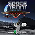 Space Team: The Wrath of Vajazzle Audiobook by Barry J. Hutchison Narrated by Phil Thron