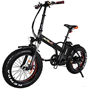 Amazon.com : Addmotor MOTAN Electric Bikes Folding 750W