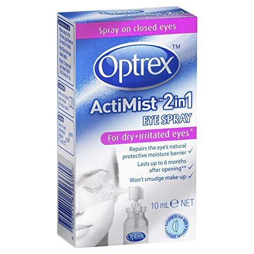 Optrex Actimist Dry Eye 10ml - Optrex Eye Care