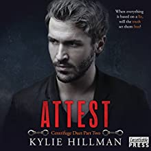 Attest: Centrifuge Duet, Book 2 Audiobook by Kylie Hillman Narrated by Zoe McKay, Joe Arden