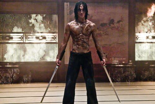 Rain as Raizo in Ninja Assassin 24x36 Movie Poster at ...
