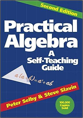 Practical Algebra Book