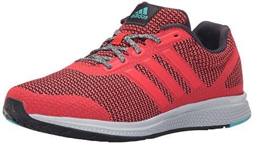 adidas Rendimiento Hombre Mana Bounce Zapatilla de Running Vivid Red/Vivid Red/Shock Green