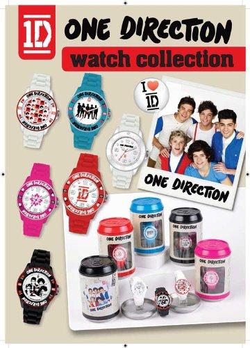 BlancoAmazon Oned05m Unisex Reloj Color One Direction esRelojes 1JFlcTK