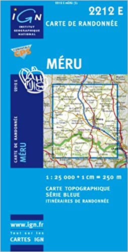 Téléchargement Meru GPS: IGN2212E epub, pdf