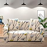 Best Couch Covers - Lamberia Spandex Fabric Stretch Sofa Slipcover Couch Covers Review