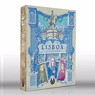 Eagle-Gryphon Games Lisboa Deluxe Edition: by Vital Lacerda