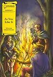 As You Like It (Saddleback's Illustrated Classics)