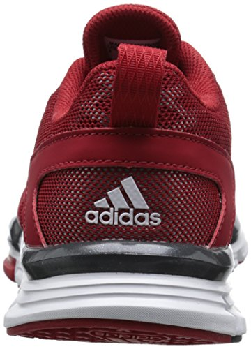 adidas Performance Herren Speed ​​Trainer 2 Trainingsschuh Power Rot / Weiß / Tech Grau / Metallic