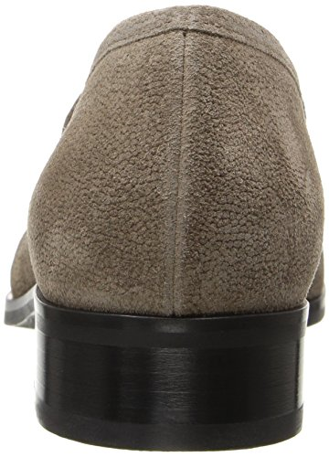 Taupe Suede Slip Pebbled Aquatalia On Sharon Loafer Women's 0nwq1O