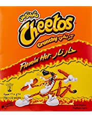 Cheetos Crunchy Flaming Hot 25gm x 12