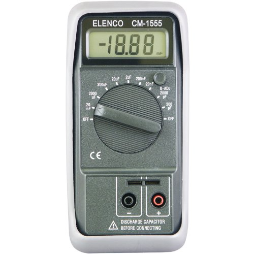 Elenco Cm1555 Digital Capacitance
