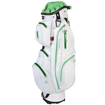 cdc928e31d 2016 Bennington Quiet Organizer 14 Lite Cart Bag Lime NEW  Amazon.co ...