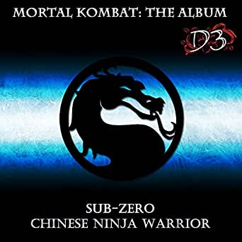 Sub-Zero (Chinese Ninja Warrior) [From