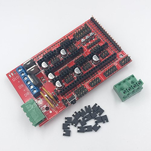 SAMIORE ROBOT RAMPS 1.4 Control Board for Reprap Mendel Prusa 3D Printer