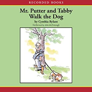 Mr. Putter and Tabby Walk the Dog Audiobook