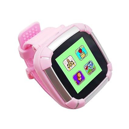 Bearbelly Smartwatch para niños, Pantalla táctil a Color de ...