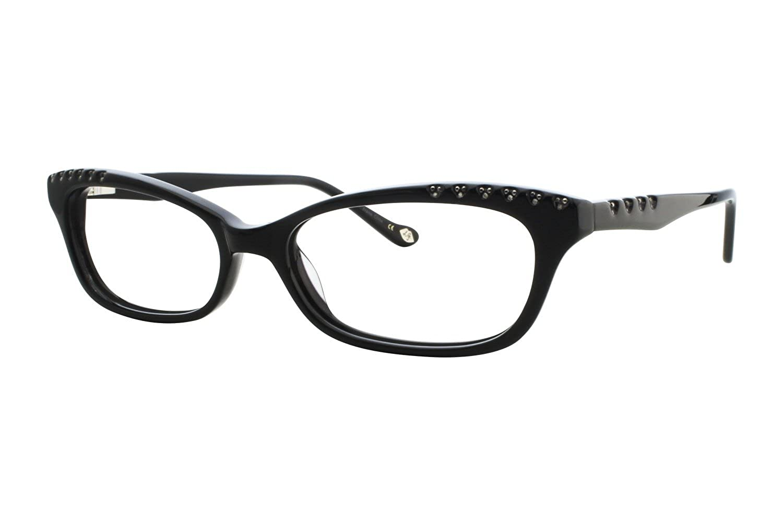 Amazon.com: Lulu Guinness L882 Womens Eyeglass Frames - Black: Clothing