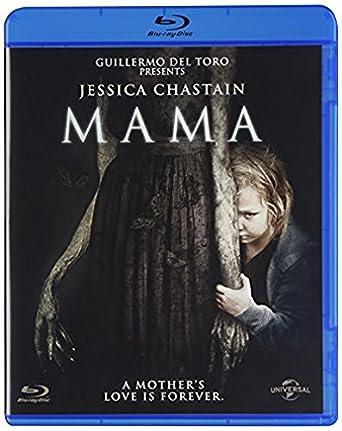 Jessica Chastain - Mama Edizione: Giappone Italia Blu-ray: Amazon.es: Cine y Series TV