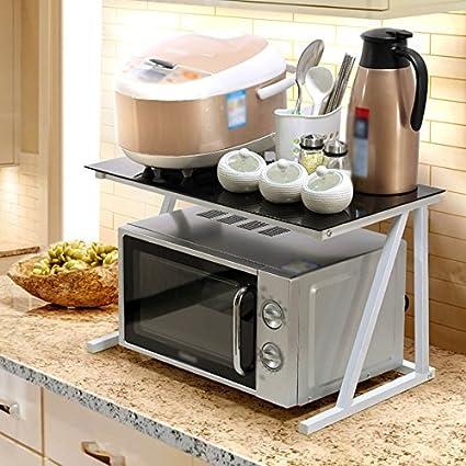 Rejilla de horno de microondas, multifunción Moda, dos capas ...