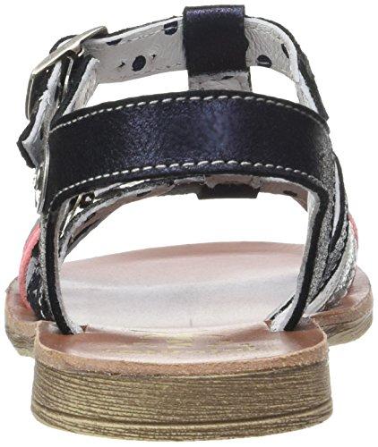 Catimini Corail - Zapatos Niñas Bleu (Vte Marine Dpf/Coca)