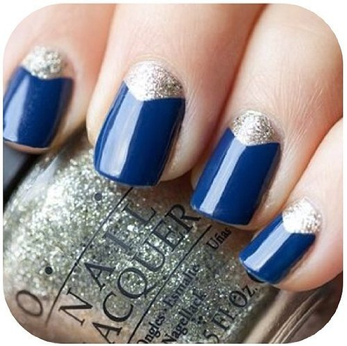 French Nail Designs - 7