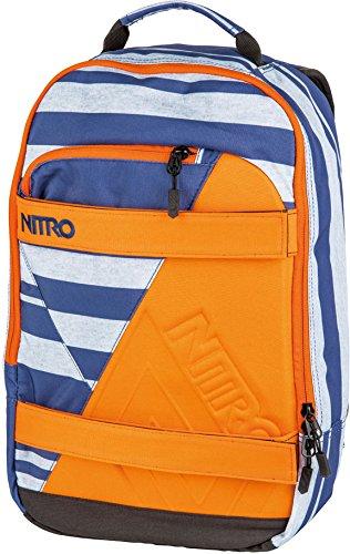 Nitro Snowboards Sac à dos Axis Bleu - Heather Stripe